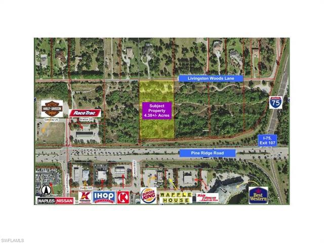 Tract 77 Pine Ridge Road, Naples, FL 34109 (MLS #217040991) :: The New Home Spot, Inc.