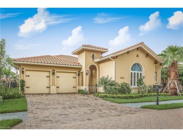 2135 Torino Way, Naples, FL 34105 (#217041060) :: Homes and Land Brokers, Inc