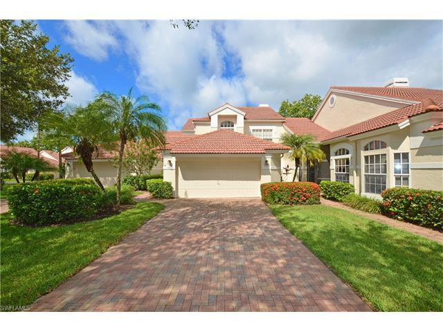 167 Amblewood Ln 4-402, Naples, FL 34105 (#217041251) :: Homes and Land Brokers, Inc