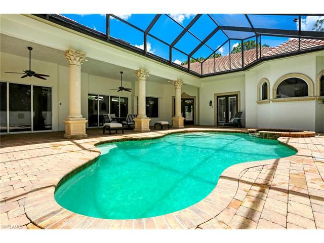 15214 Burnaby Dr, Naples, FL 34110 (MLS #217041265) :: The New Home Spot, Inc.