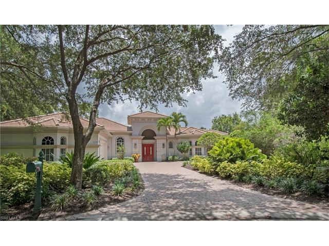 1035 Barcarmil Way, Naples, FL 34110 (#217042059) :: Naples Luxury Real Estate Group, LLC.