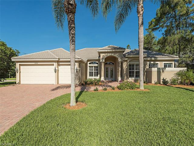 4005 Reflection Ct, Naples, FL 34109 (#217042261) :: Homes and Land Brokers, Inc