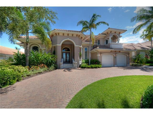 447 Egret Ave, Naples, FL 34108 (#217042795) :: Homes and Land Brokers, Inc