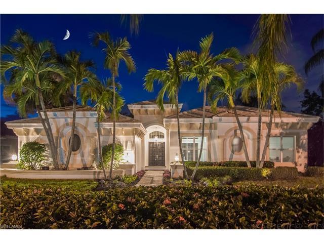 213 Charleston Ct, Naples, FL 34110 (#217042849) :: Homes and Land Brokers, Inc