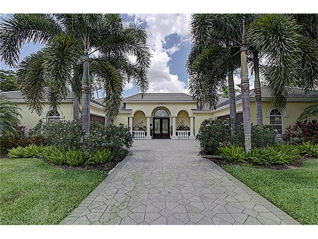 2843 Wild Orchid Ct, Naples, FL 34119 (#217042912) :: Homes and Land Brokers, Inc