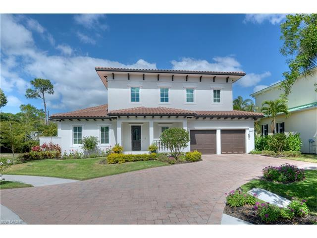 1447 Hemingway Pl, Naples, FL 34103 (#217043290) :: Homes and Land Brokers, Inc