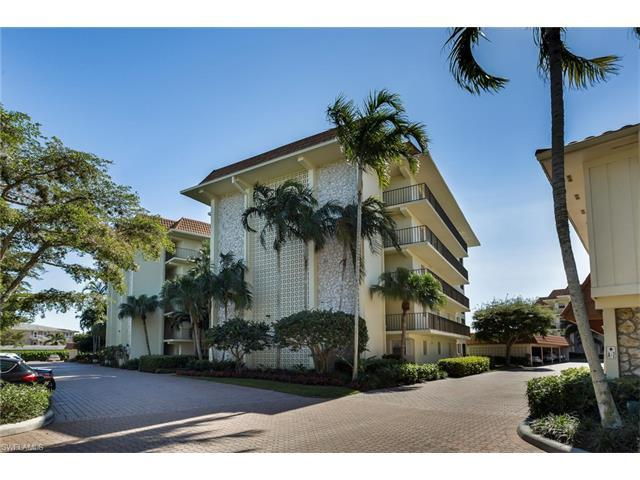 222 Harbour Dr #114, Naples, FL 34103 (#217043650) :: Homes and Land Brokers, Inc