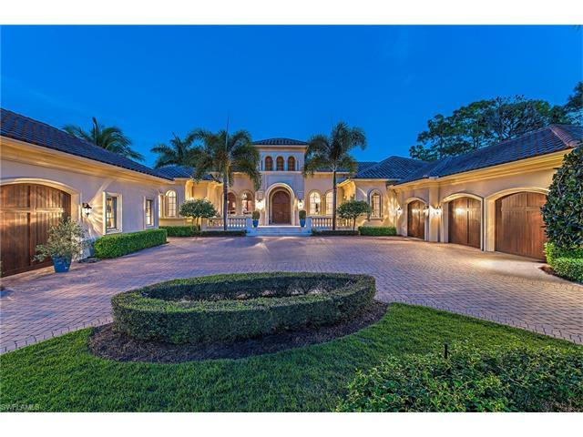 1372 Great Egret Trl, Naples, FL 34105 (#217044098) :: Homes and Land Brokers, Inc