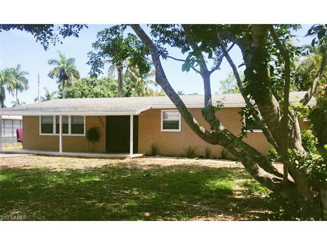 1403 S Grove Ave, Fort Myers, FL 33919 (#217044486) :: Homes and Land Brokers, Inc