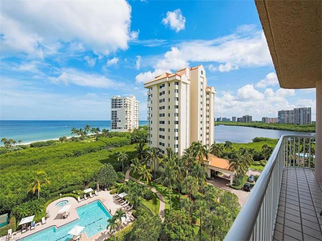 40 Seagate Dr #603, Naples, FL 34103 (#217044499) :: Homes and Land Brokers, Inc