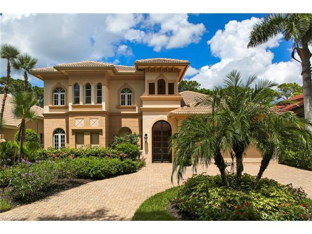 245 Charleston Ct, Naples, FL 34110 (#217045086) :: Homes and Land Brokers, Inc