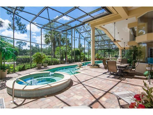 446 Rosemeade Ln, Naples, FL 34105 (#217045142) :: Homes and Land Brokers, Inc