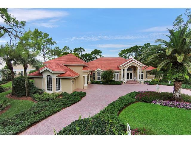 13157 Pond Apple Dr E, Naples, FL 34119 (#217045924) :: Homes and Land Brokers, Inc