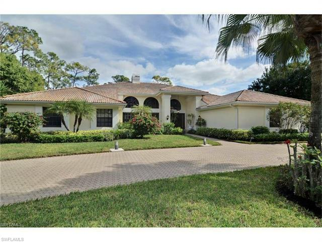12902 Coco Plum Ln, Naples, FL 34119 (#217046341) :: Homes and Land Brokers, Inc