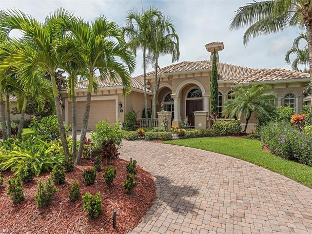 1004 Tivoli Dr, Naples, FL 34104 (#217046815) :: Homes and Land Brokers, Inc