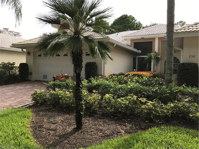 736 Wiggins Bay Dr 11L, Naples, FL 34110 (#217047129) :: Homes and Land Brokers, Inc