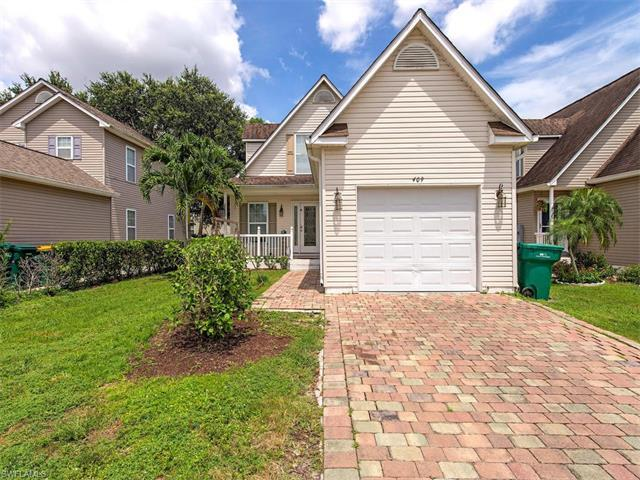 409 Leawood Cir, Naples, FL 34104 (#217047984) :: Homes and Land Brokers, Inc