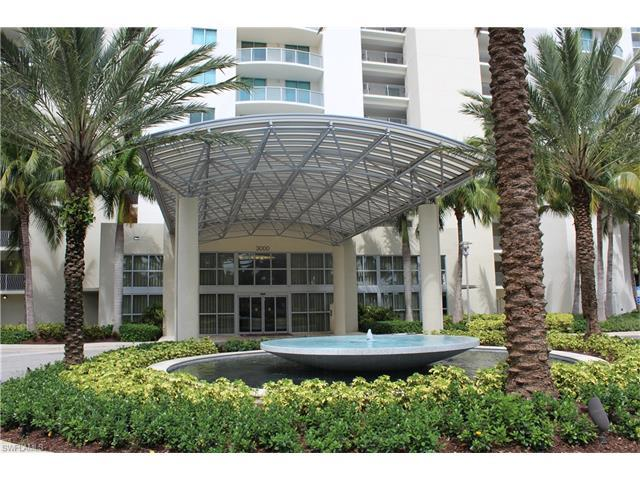 3000 Oasis Grand Blvd #2003, Fort Myers, FL 33916 (#217048419) :: Homes and Land Brokers, Inc