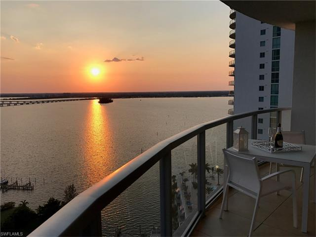 3000 Oasis Grand Blvd #2603, Fort Myers, FL 33916 (#217048432) :: Homes and Land Brokers, Inc