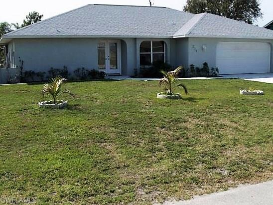 234 SW 37th St, Cape Coral, FL 33914 (MLS #218010429) :: The New Home Spot, Inc.