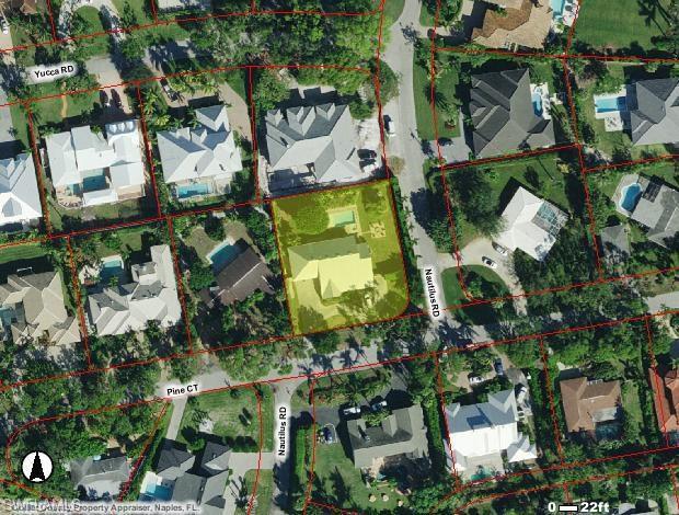693 Pine Ct, Naples, FL 34102 (MLS #218035057) :: The New Home Spot, Inc.