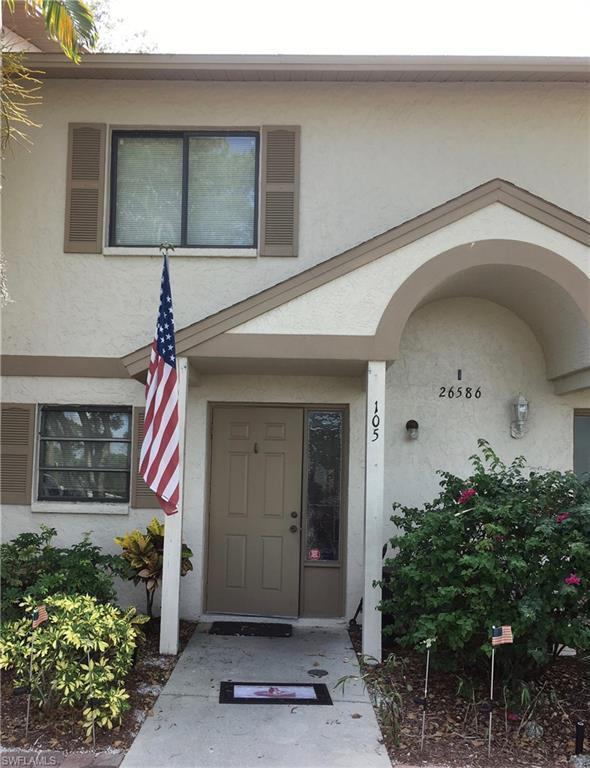 26586 Southern Pines Dr #105, Bonita Springs, FL 34135 (MLS #218047965) :: The Naples Beach And Homes Team/MVP Realty