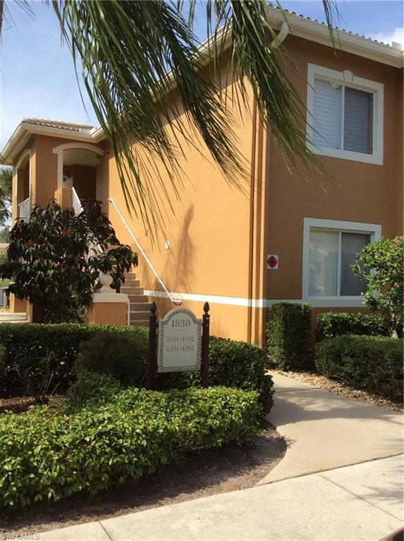 1830 Florida Club Cir #4101, Naples, FL 34112 (MLS #218048390) :: The Naples Beach And Homes Team/MVP Realty