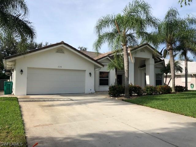 538 Roma Ct, Naples, FL 34110 (MLS #218058121) :: Clausen Properties, Inc.