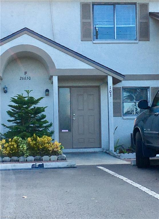 26650 Southern Pines Dr #103, Bonita Springs, FL 34135 (MLS #218059245) :: The Naples Beach And Homes Team/MVP Realty
