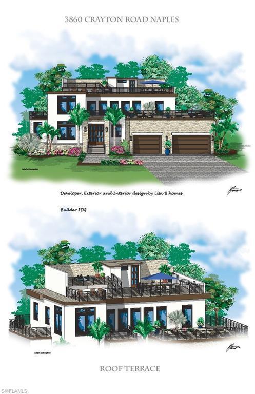 3860 Crayton Rd, Naples, FL 34103 (MLS #218064867) :: The New Home Spot, Inc.