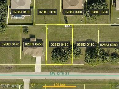 1111 NW 15th St, Cape Coral, FL 33993 (MLS #218070775) :: The Naples Beach And Homes Team/MVP Realty