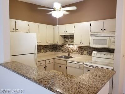 17426 Birchwood Ln #6, Fort Myers, FL 33908 (MLS #219003075) :: The Naples Beach And Homes Team/MVP Realty