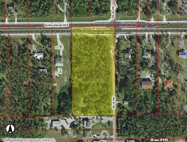 Golden Gate Blvd, Other, FL 34117 (MLS #219010618) :: John R Wood Properties