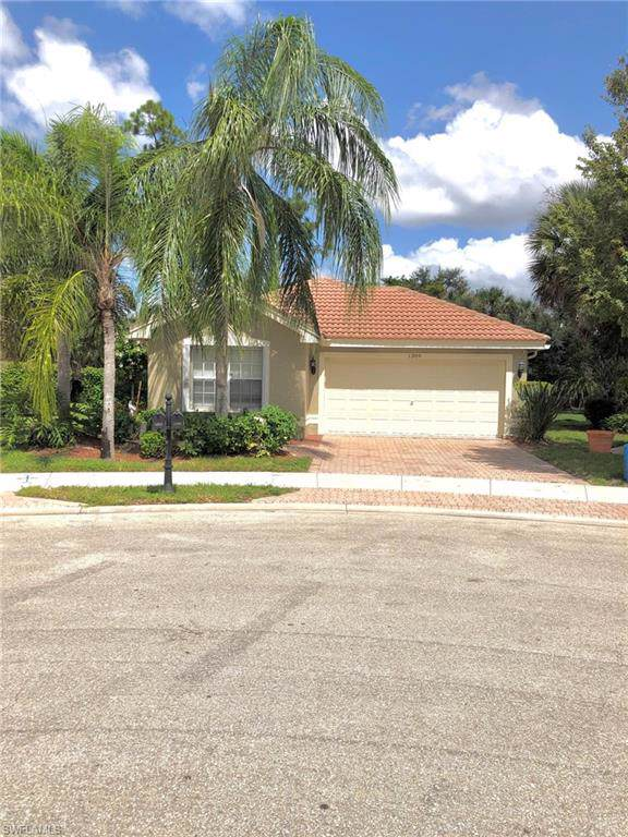 1309 Triandra Ln, Naples, FL 34119 (MLS #219060864) :: #1 Real Estate Services