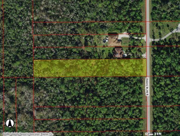 xxxx Desoto Blvd S, Naples, FL 34117 (MLS #219061331) :: Palm Paradise Real Estate