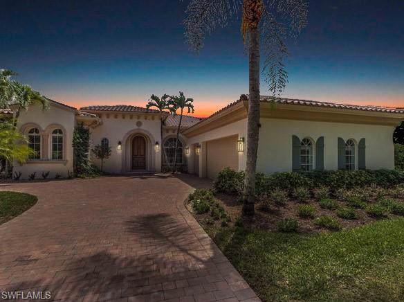 6608 Glen Arbor Way, Naples, FL 34119 (#219062136) :: Southwest Florida R.E. Group Inc