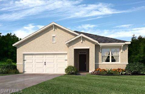 2152 Pigeon Plum Way, North Fort Myers, FL 33917 (#219066811) :: The Dellatorè Real Estate Group