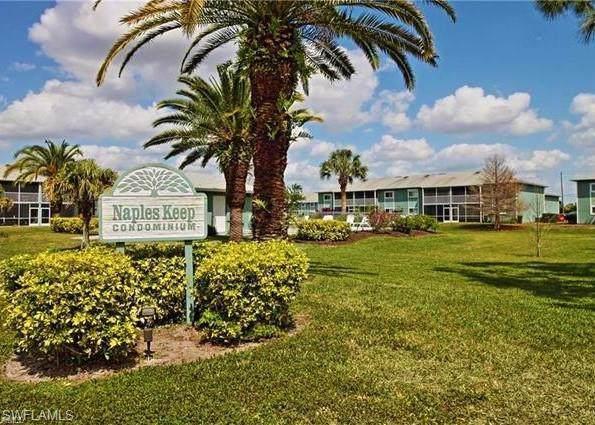 140 Cypress Way E #605, Naples, FL 34110 (MLS #219071804) :: Clausen Properties, Inc.