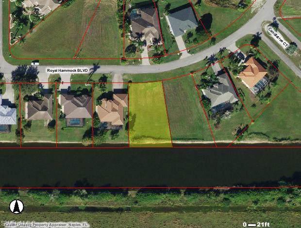 18577 Royal Hammock Blvd, Naples, FL 34114 (MLS #219080634) :: Palm Paradise Real Estate