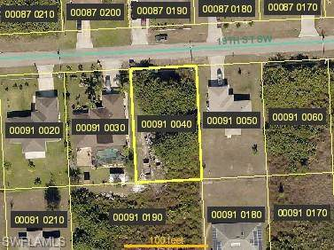 3215 19th St SW, Lehigh Acres, FL 33976 (MLS #219082041) :: The Naples Beach And Homes Team/MVP Realty
