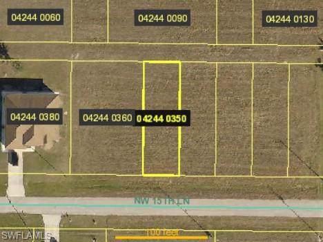 3509 NW 15th Ln, Cape Coral, FL 33993 (MLS #219082265) :: Clausen Properties, Inc.