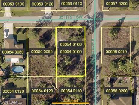 3801 35th St SW, Lehigh Acres, FL 33976 (MLS #219082281) :: Clausen Properties, Inc.