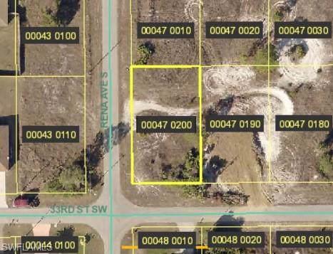 3218 33rd St SW, Lehigh Acres, FL 33976 (MLS #219082286) :: Clausen Properties, Inc.