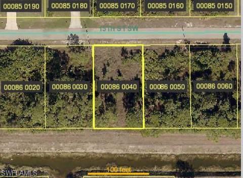 2813 15th St SW, Lehigh Acres, FL 33976 (MLS #219082662) :: Clausen Properties, Inc.