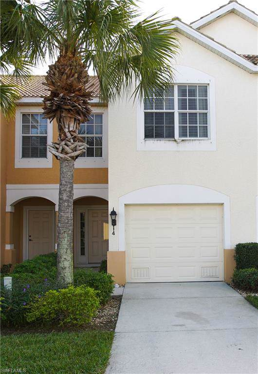 8460 Village Edge Cir #4, Fort Myers, FL 33919 (MLS #219083056) :: RE/MAX Realty Group