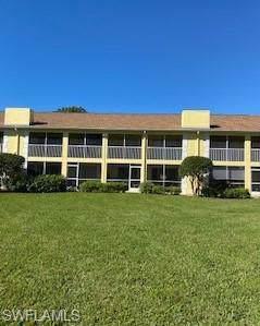 2706 Kings Lake Blvd #102, Naples, FL 34112 (#220001789) :: The Dellatorè Real Estate Group