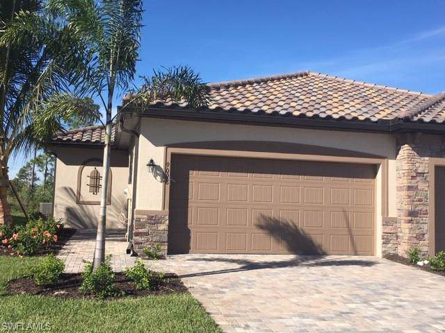 9098 Woodhurst Dr, Naples, FL 34120 (#220002506) :: The Dellatorè Real Estate Group