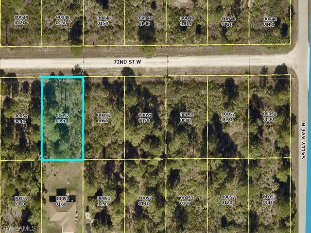 3411 72nd St W, Lehigh Acres, FL 33971 (#220003099) :: Equity Realty