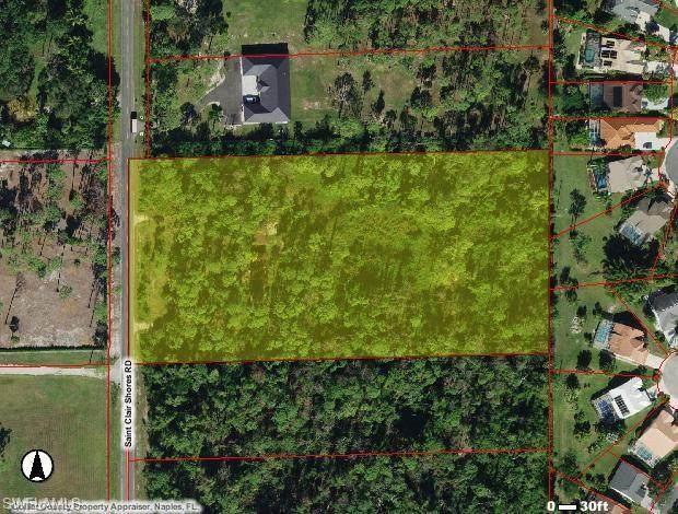 771 Saint Clair Shores Rd, Naples, FL 34104 (MLS #220003526) :: Clausen Properties, Inc.