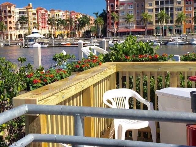 1345 Fifth Ave S E12, Naples, FL 34102 (#220003588) :: Caine Premier Properties
